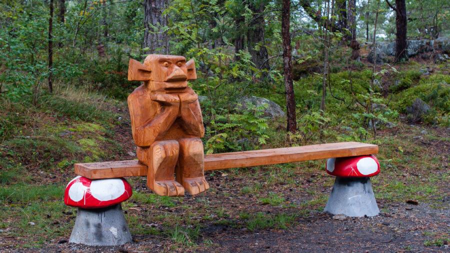 jacksons-trädvård-trollbänk